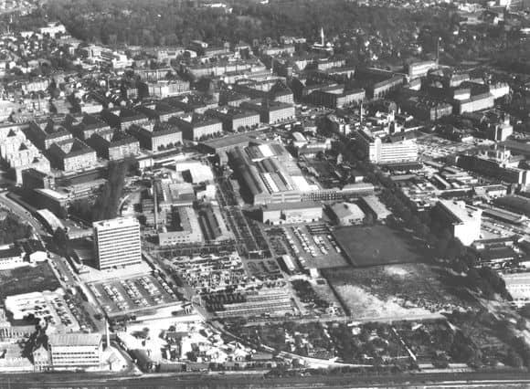 Valby 1900-tallet