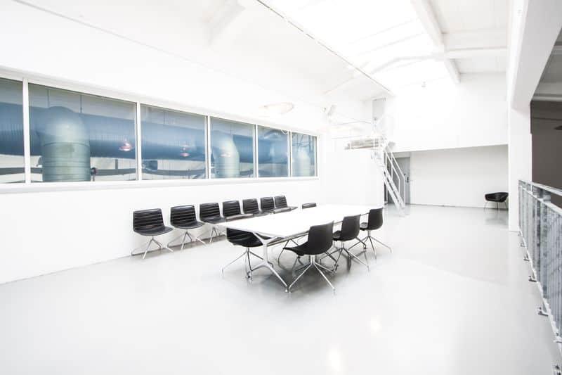 mødelokale anden etage