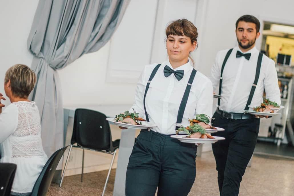 tjenere og catering marketenderiet